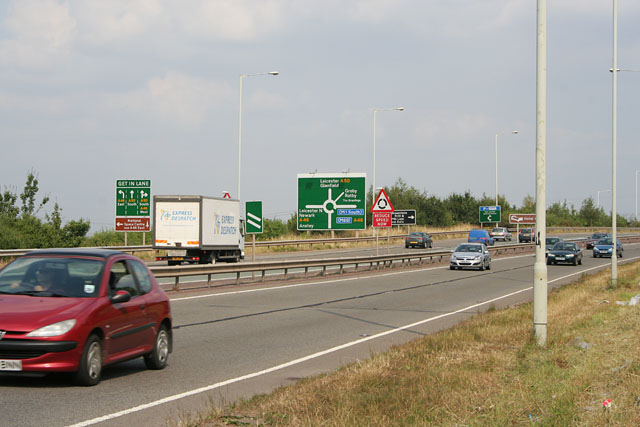 A50, Groby bypass