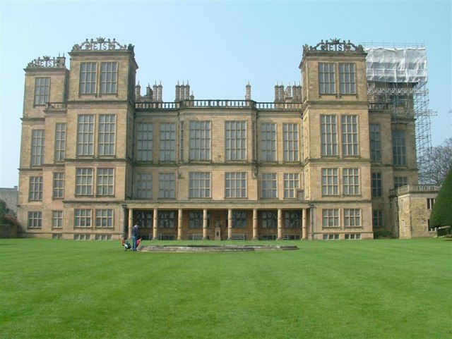 Hardwick Hall East Front