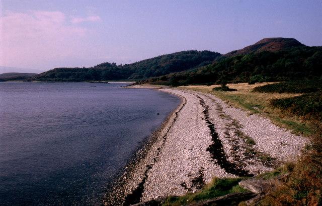 Glenan Bay, Loch Fyne