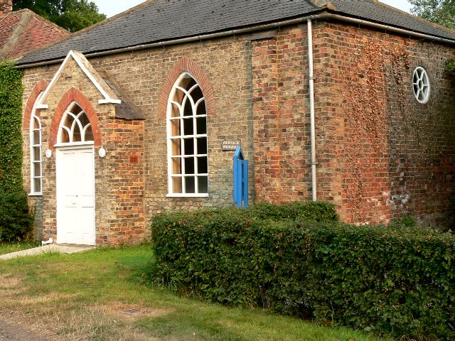 The Methodist Chapel, Ellerton