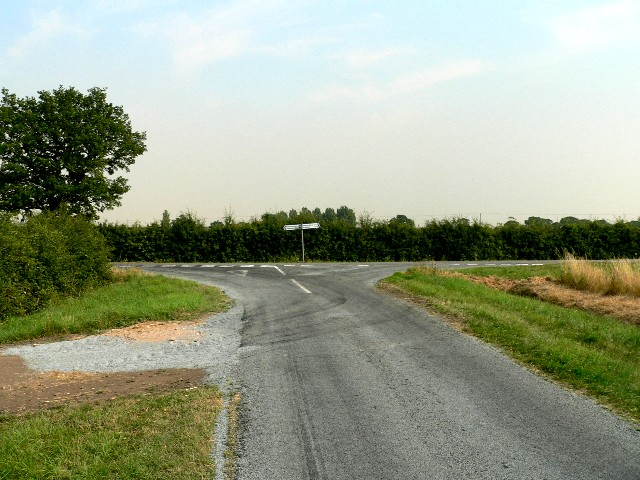 The Roads from Wressle to Foggathorpe and Howden