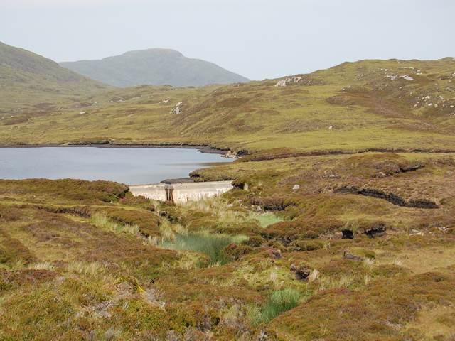 Loch a' Choire Dam
