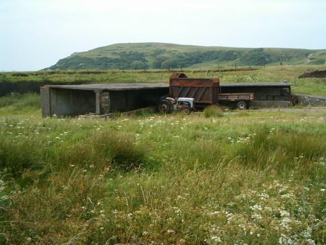 Unusual farm buildings