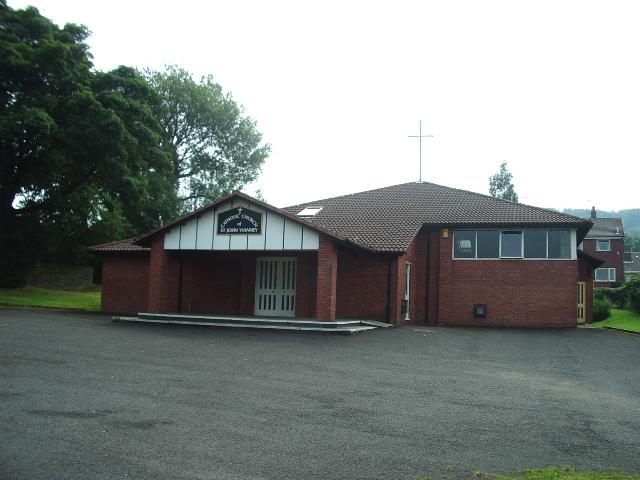 Catholic Church of St John Vianney, Blackburn