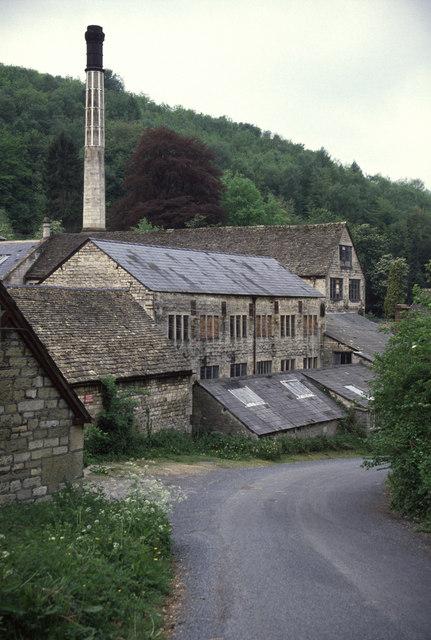 Longfords Mill, Minchinhampton