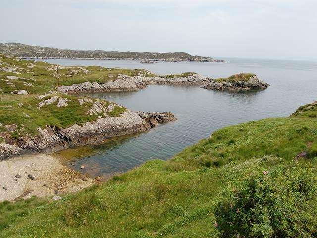 Inlet of Loch Gheocrab