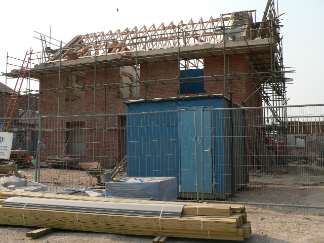 A Barn Conversion In Gribthorpe