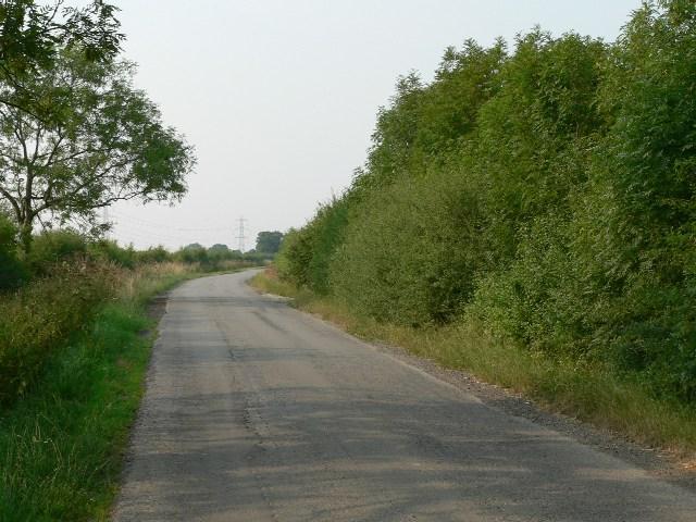 The Foggathorpe to Laytham Road