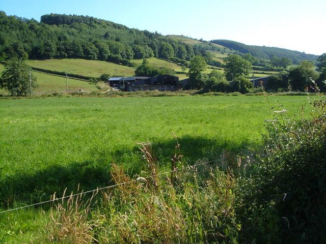 Llangedwyn Home Farm
