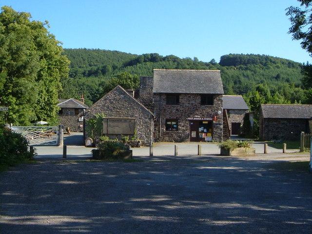 Llangedwyn Mill