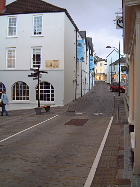 Chepstow - Bank Street