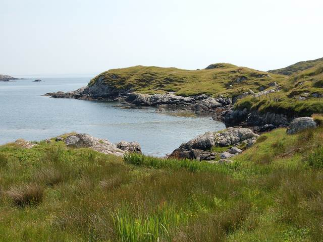 The head of Loch Cliuthair