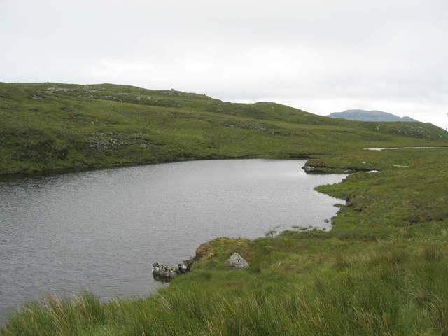 Lochan nan Clach-mora