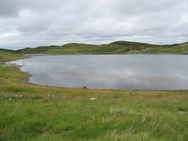 Loch nan Deas Phoirt
