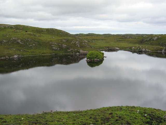 Loch Chnoc Iain Duibh