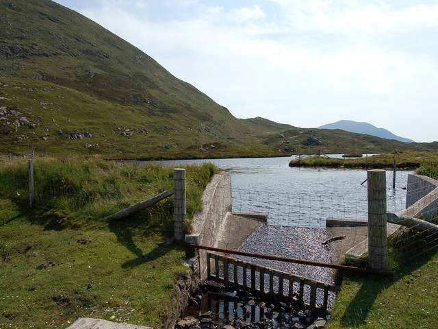 Loch Iosal Vassary