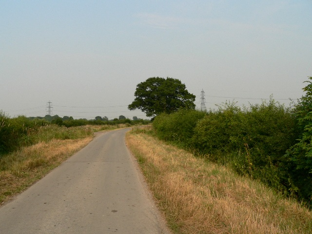 Long Lane From Aughton to Laytham