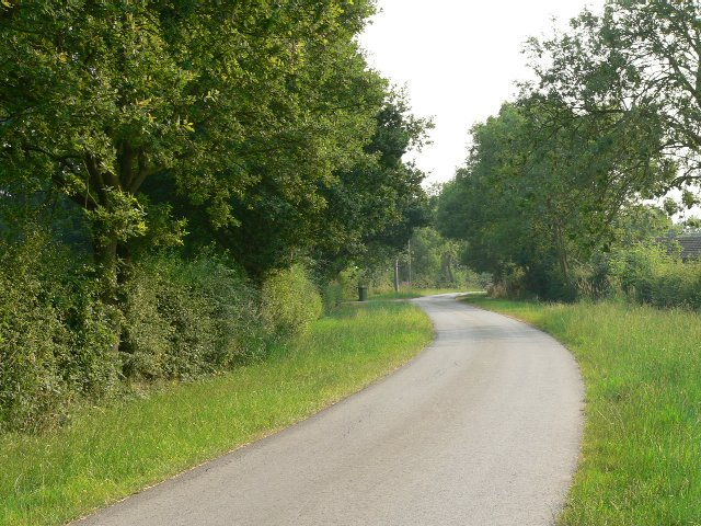 The Road From Laytham To Aughton