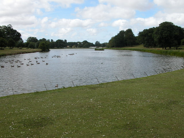 The Lake, Blickling Hall