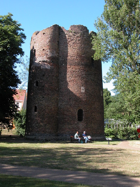 The Cow Tower, Norwich