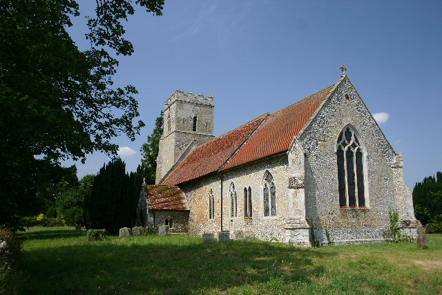 Fakenham Magna Church