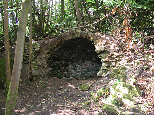 Grotto on the Piercefield Walks