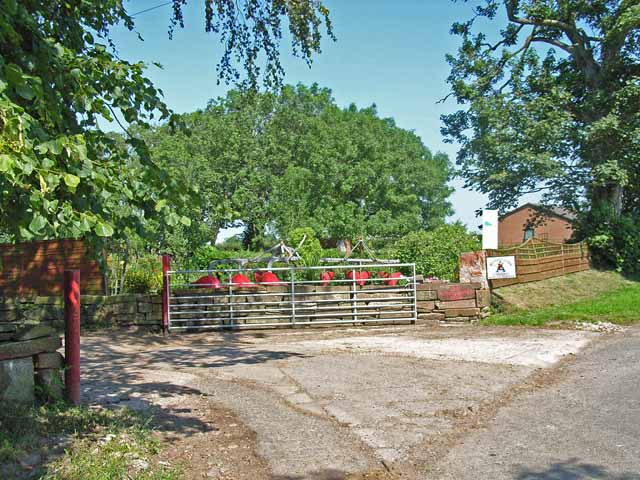 Low Ploughlands Farm, near Little Bampton