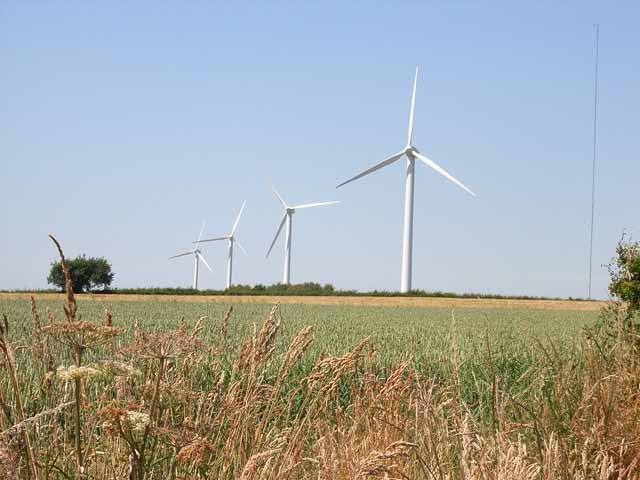 Great Orton Wind Farm