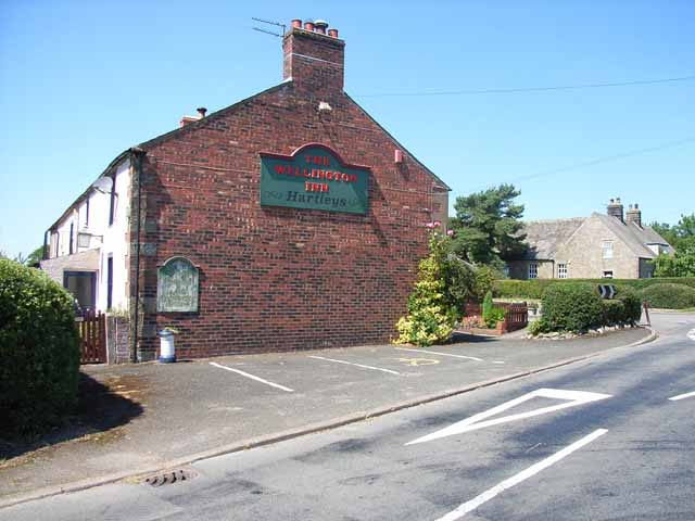 The Wellington Inn, Great Orton