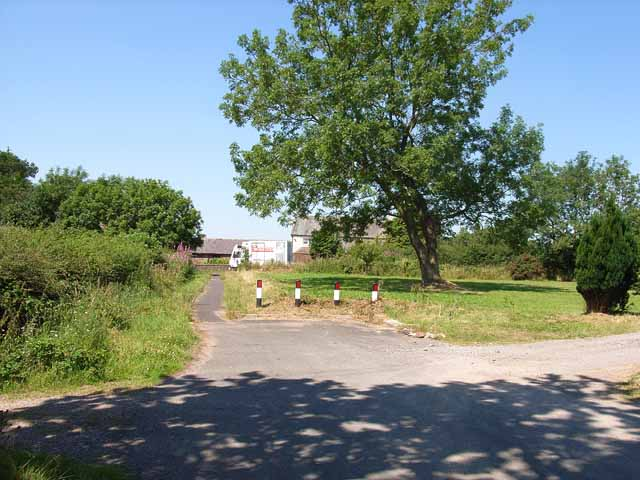 Road closure on Lingy Close