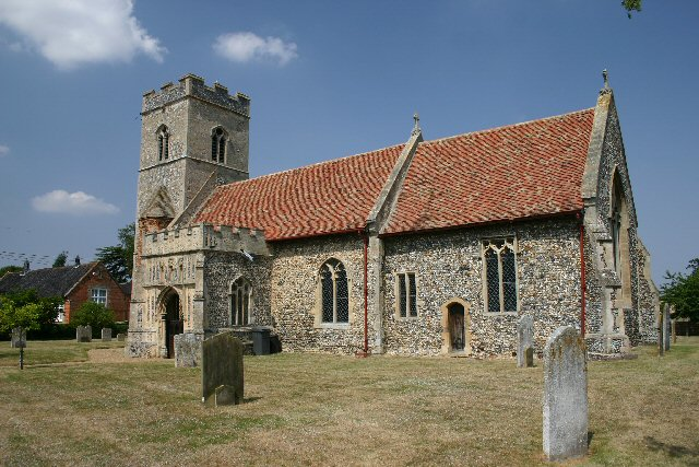 Honington Church