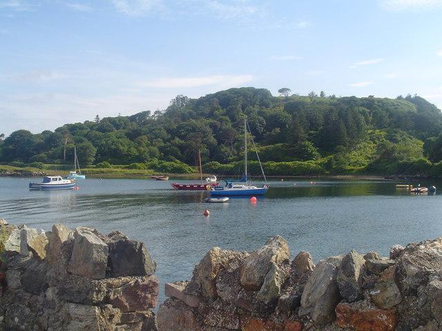Small Boat Moorings, Stornoway Harbour