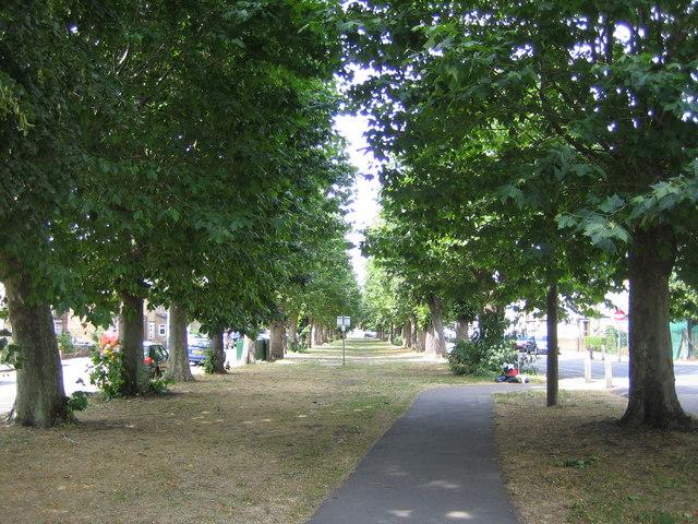 Yiewsley: Colham Avenue