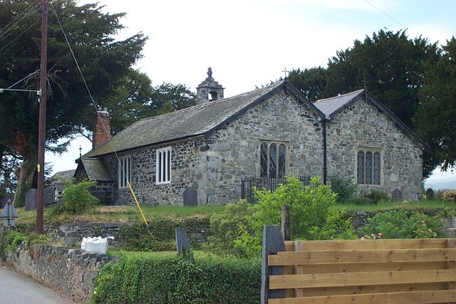 Llanddoged Church