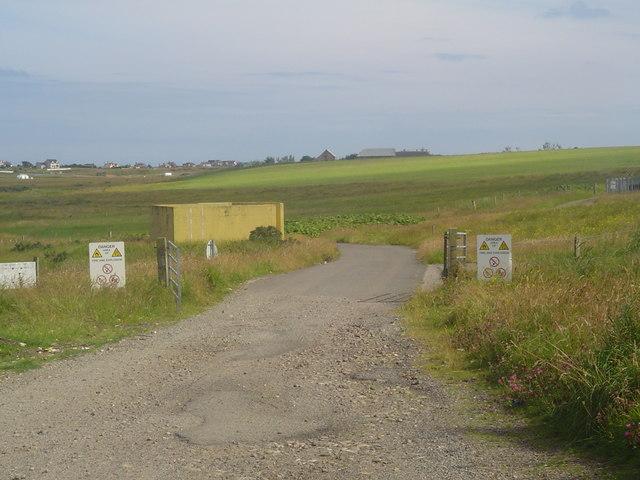 Stornoway Airport Perimeter