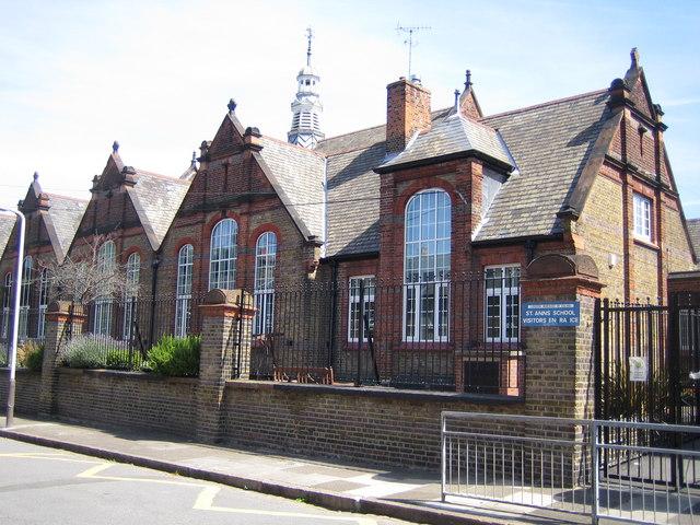 Hanwell: St Ann's School