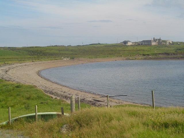 Shingle Beach, Sandwick