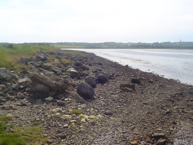 Rocky Shore at Stenish
