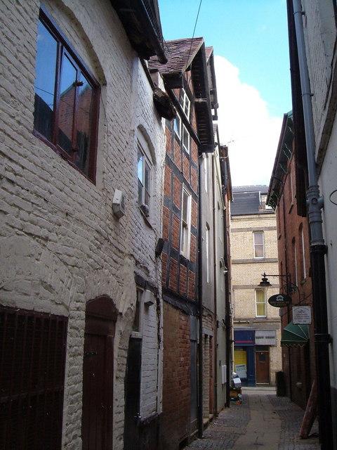 Butchers Row, Leominster
