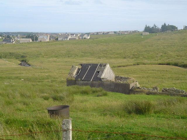 Ruin, Benside