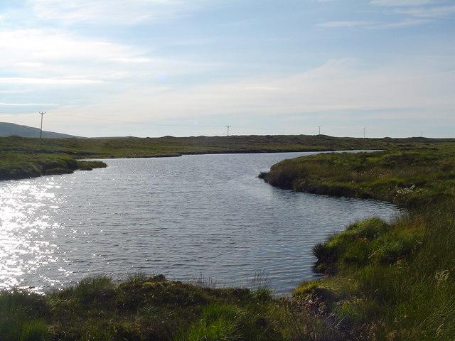 Lochan, Barvas Moor