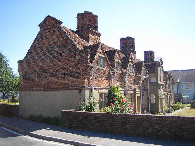 Langley Marish: The Seymour Almshouses