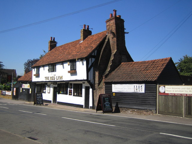 Langley Marish: The Red Lion