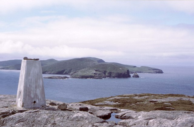 The Hoe, Pabbay, Outer Hebrides