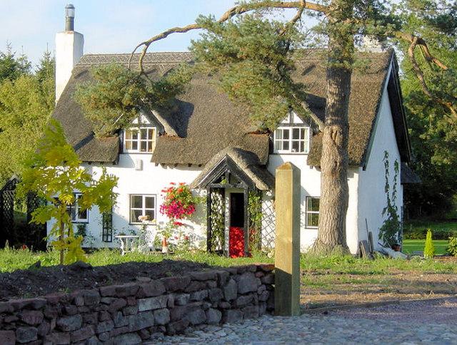 Thatched cottage, Tarporley