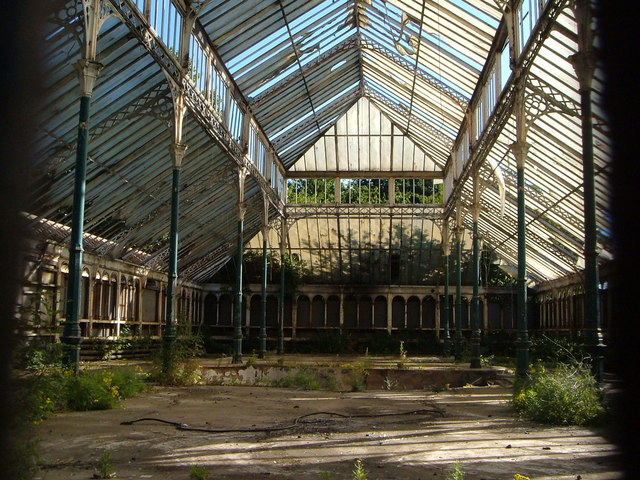 Conservatory, Stanley Park