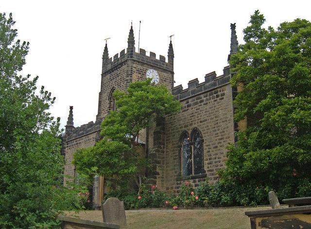 All Saints' Church, Kirkby Overblow
