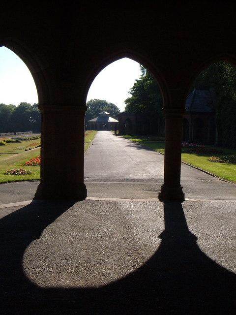 Pavilions, Stanley Park