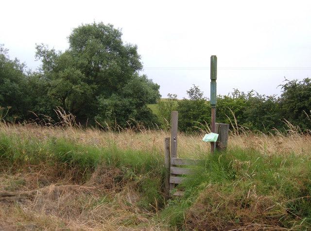 Stile on Walton Head Lane