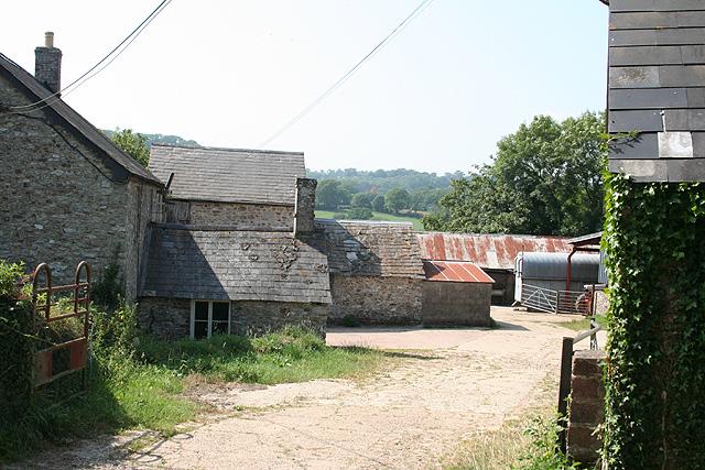 Yarcombe: Williambeer Farm
